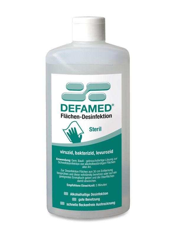 Flächen-Desinfektion 500 ml