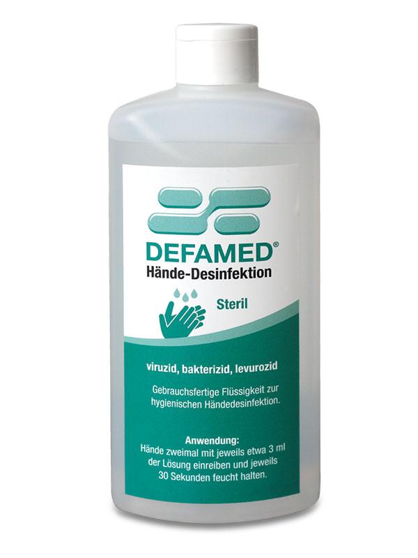 Hände-Desinfektion 1000 ml