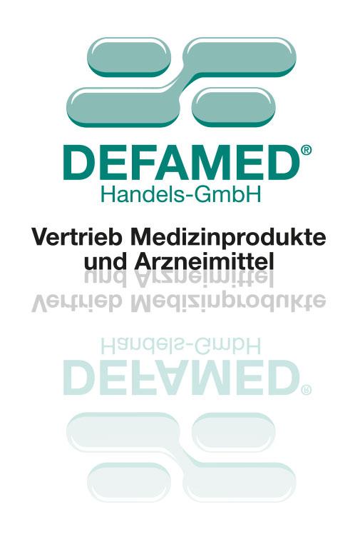 DEFAMED Handels-GmbH: Logo