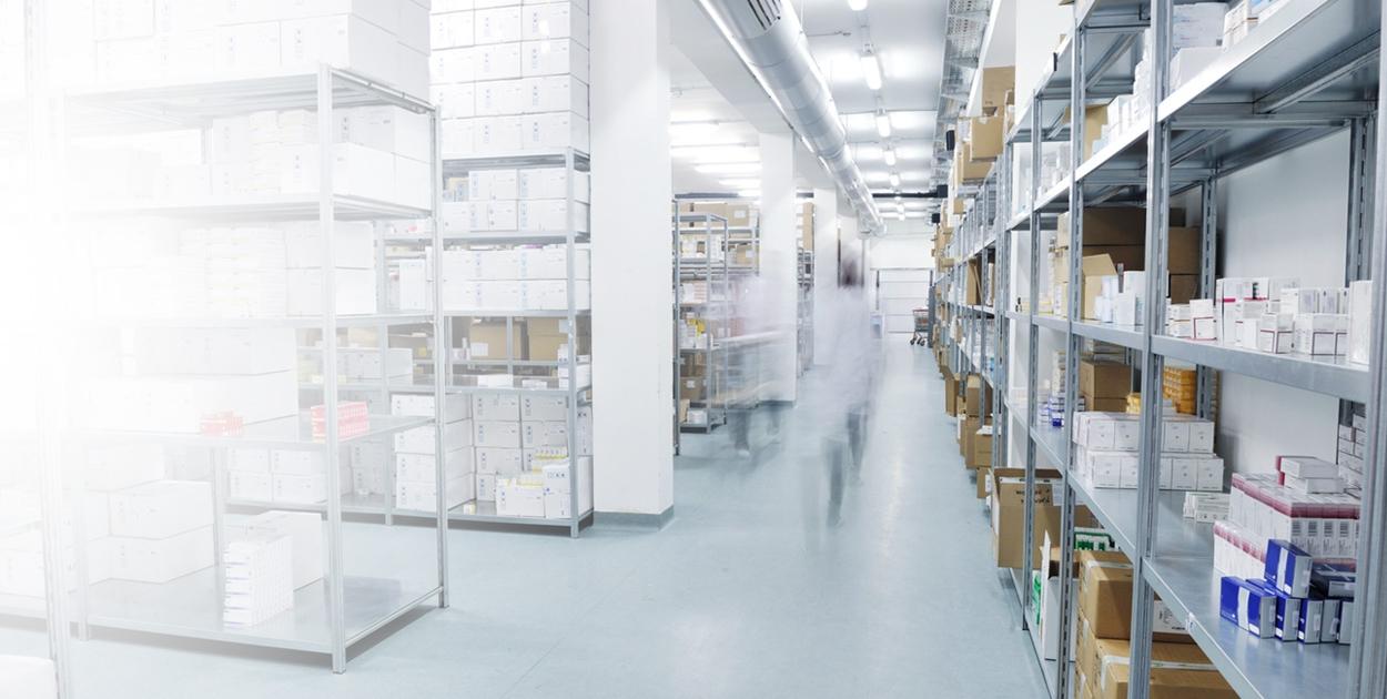 DEFAMED Handels-GmbH: Logistik & Versand